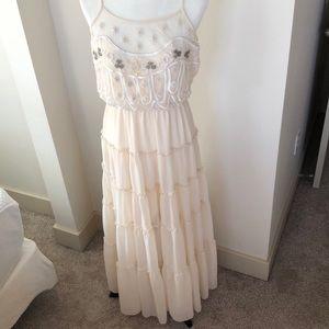 Free People Sprinkled Stardust Maxi Dress